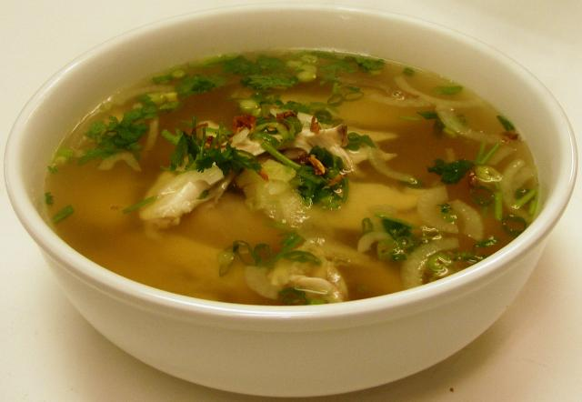 # 18 Pho Ga Chicken Noodle Soup